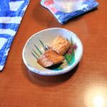コジマトペ - パンの耳を揚げたおつまみ
