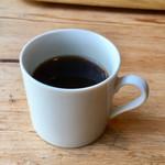 讃岐うどん田 - コーヒー(セルフサービス)