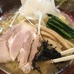 麺屋 むどう - 岩海苔