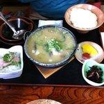 銭形 寺島店 - タラ汁