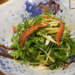 老虎菜 - 老虎菜サラダ♪