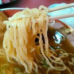 日本亭 - 麺リフト