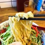 くじら食堂 - 麺リフト