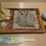 越後十日町小嶋屋 - 海鮮天ぷらそば