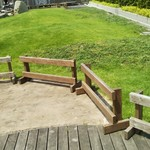 坐月 一葉 - 屋上庭園 清風苑