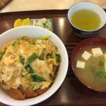 水舟 - 料理写真:カツ丼