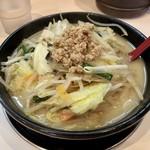 湘南タンメン - 鶏白湯タンメン 790円
