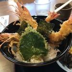 山本屋食堂 - 大海老天丼