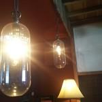 Hashidoi - 電球もレトロでステキ