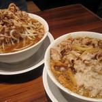 ラーメンとスタミナ丼 直成 -
