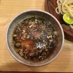 山崎麺二郎 - つけ汁
