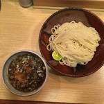 山崎麺二郎 - つけめん 700円