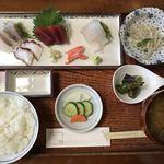 きよせ - 料理写真:刺身定食 ‥1,300円