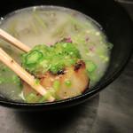 白 - お椀:焼長芋
