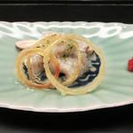 白 - 温鱧 茅の輪玉葱