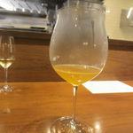 Alternative - 鮎のコンソメをワイングラスで