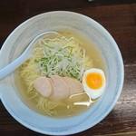 麺屋 廣島弐番 - 塩らーめん(大) ¥650