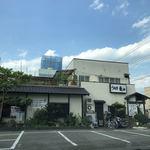 うなぎの竜由 - 駐車場