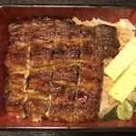 うなぎの竜由 - 鰻重 竹