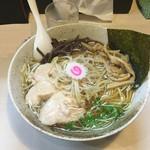 美志満 - 醤油らぁ麺 麺の大盛り