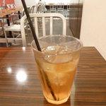 香港粥麺専家 - ジャスミンティー