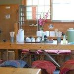 うどん田中 - テーブル席