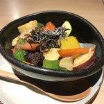 炭火串焼と旬鮮料理の店 炭火焼 炉暖 -
