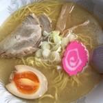 のうりえ食堂 - 料理写真:塩ラーメン@700円