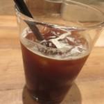 gelato pique cafe bio concept - アイスコーヒー