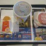 マクドナルド  - 料理写真:裏ソーセージエッグマフィンセット