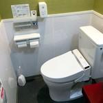ソウル苑 - きれいなトイレ