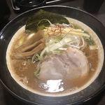 ラーメン スミス - ニボ味噌ラーメン 750円