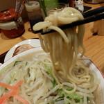 89239710 - もっちり中太麺