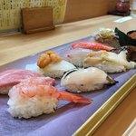 富久寿司 - 加賀百万石鮨