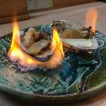 富久寿司 - 万寿貝