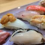 富久寿司 - 百万石鮨④