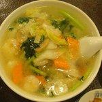 8924561 - 蝦湯麺