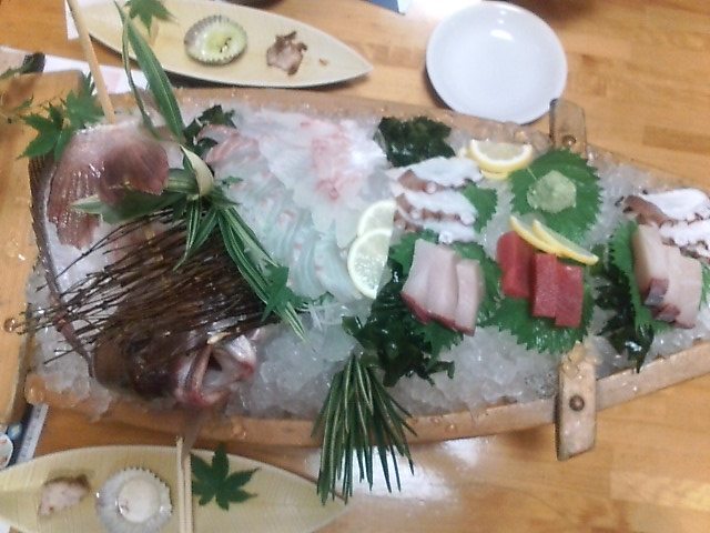 活魚料理一徳