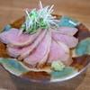 蕎麦ひら井 - 料理写真:鴨ロース