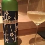 焼鶏 しの田 - 梅ワイン