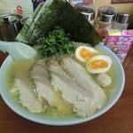 三國家 - スペシャルラーメン(醤油)850円
