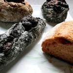 わたほろ製パン店 - パン4点