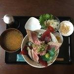 トロ兄ィー食堂 - 料理写真: