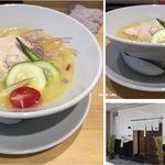 虎舎 - 鶏白湯SOBA。虎舎(トラジャ)(愛知県豊田市)食彩品館.jp撮影