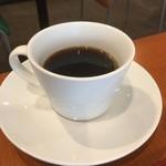 じゃずそば放哉 - セルフで無料のコーヒー