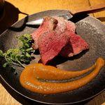 東京オーブンプチ - 十勝牛ステーキ