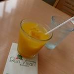 ボン・ビヴァン - オレンジジュース