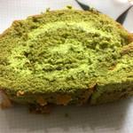 堂島スウィーツ - 抹茶のロールケーキ