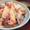 大八食堂 - 料理写真:花咲かに丼¥2,000