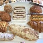 ブーランジェリー カフェ リュバン - 料理写真:購入品(+バタール・アイスコーヒー)合計¥2000くらい